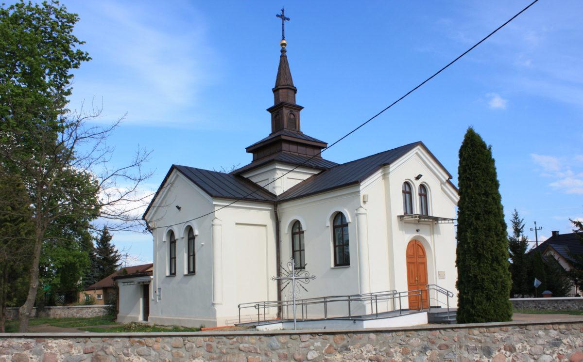 Parafia pw. Matki Bożej Różańcowej w Łysowie